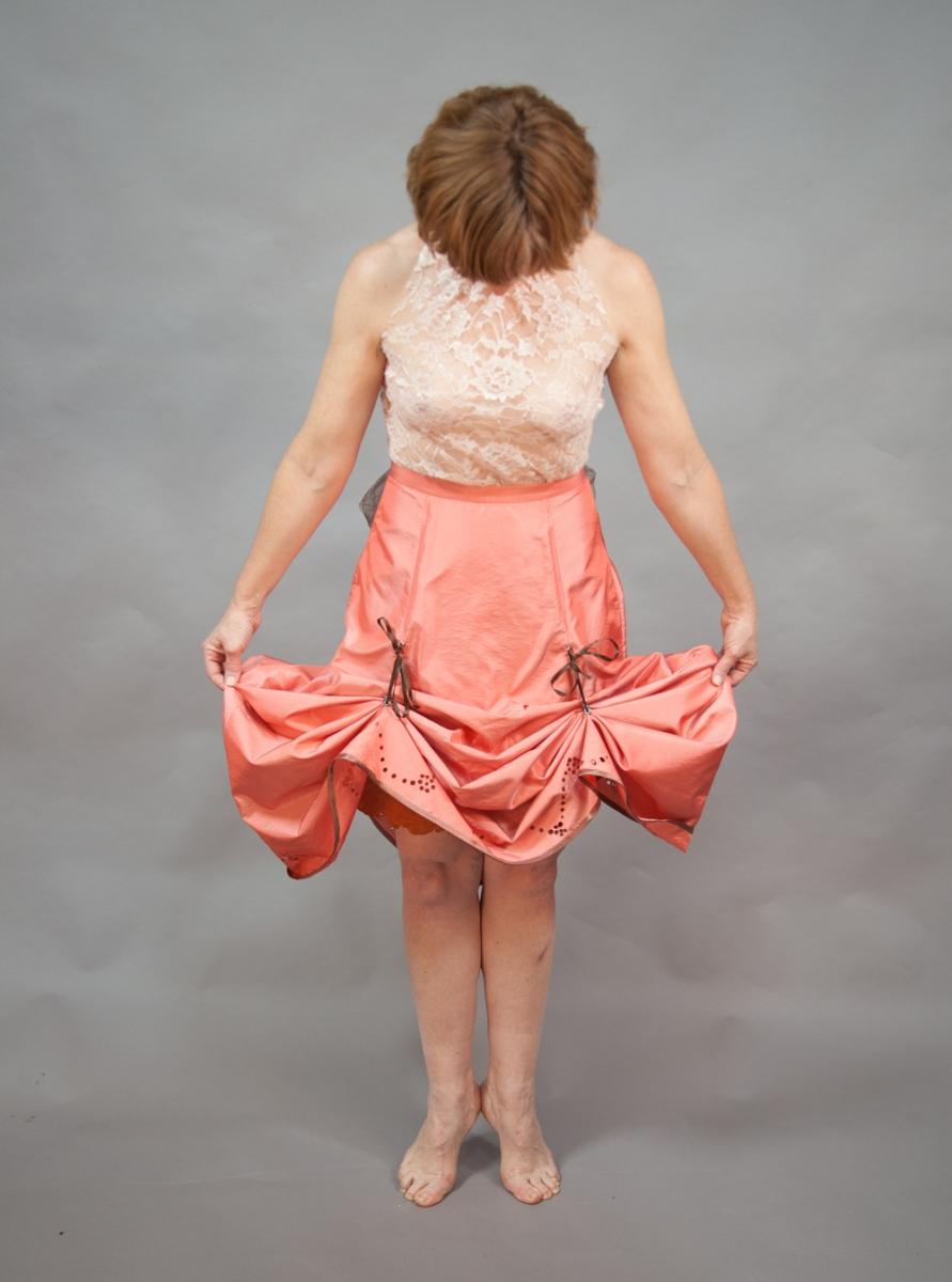 Burned But Beautiful Skirt
