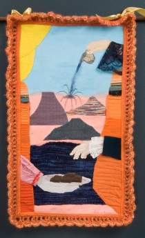 Ladies of the Canyon Wall Hanging